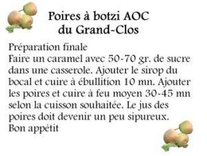 recette bocvaux